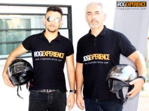 Da sx: Nicholas Gori e Claudio Gori